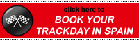 book your trackday in spain