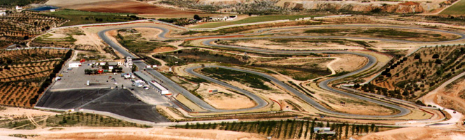 Cartagena Circuit Satellite Image